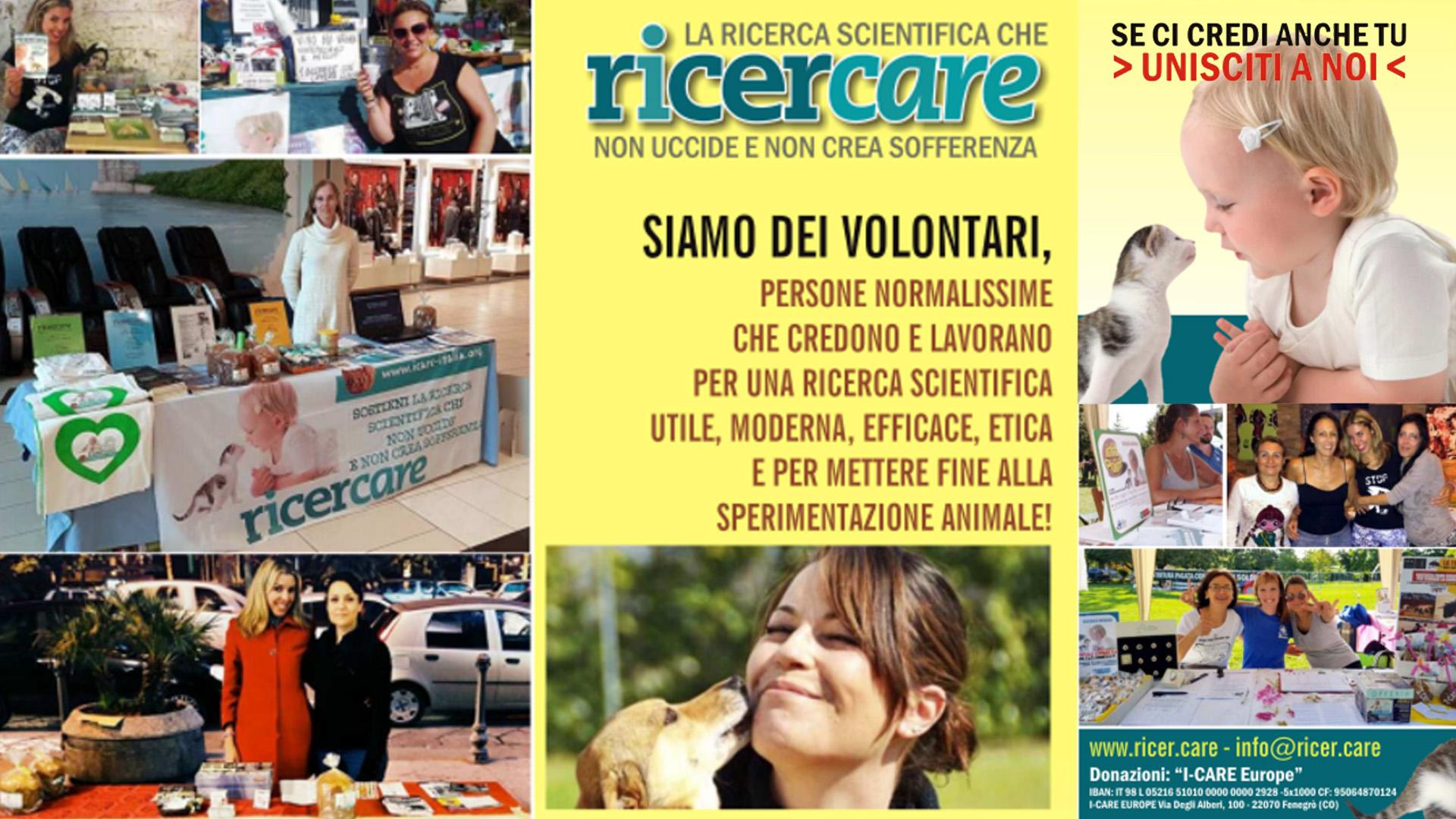 rIcerCARE-volantari-gente-ricerca-etica